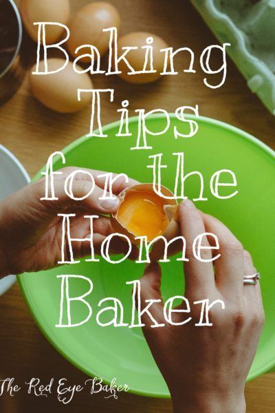Baking Tips for the Home Baker