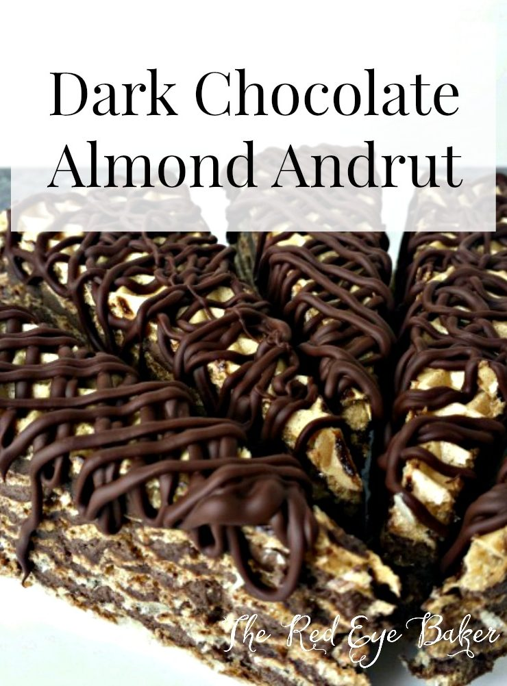 Dark Chocolate Almond Andrut