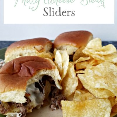 Easy Philly Cheese Steak Sliders