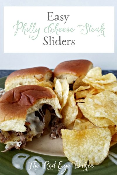 Easy Philly Cheese Steak Sliders | Easy Philly Cheese Steak Sliders... with just 5 simple ingredients you're on your way to a delicious and quick meal your family will love!